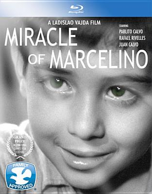 MIRACLE OF MARCELINO BY RIVELLES,RAFAEL (Blu-Ray)