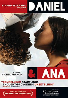 DANIEL & ANA BY FRANCO,MICHEL (DVD)