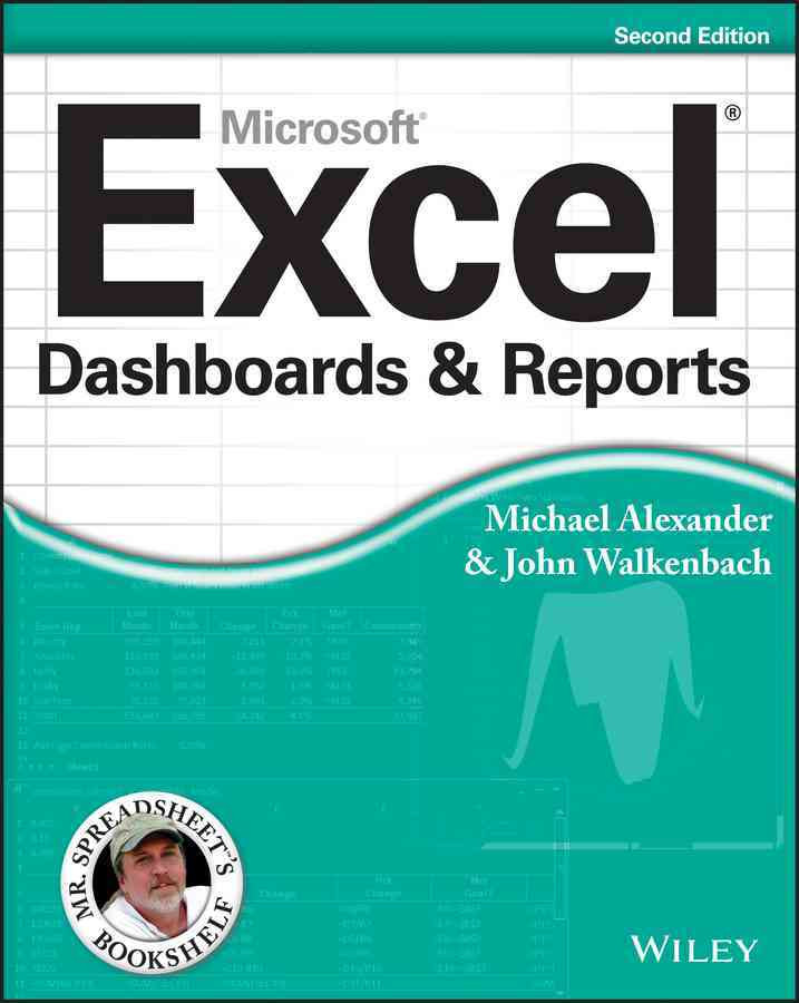 Excel Dashboards and Reports By Alexander, Michael